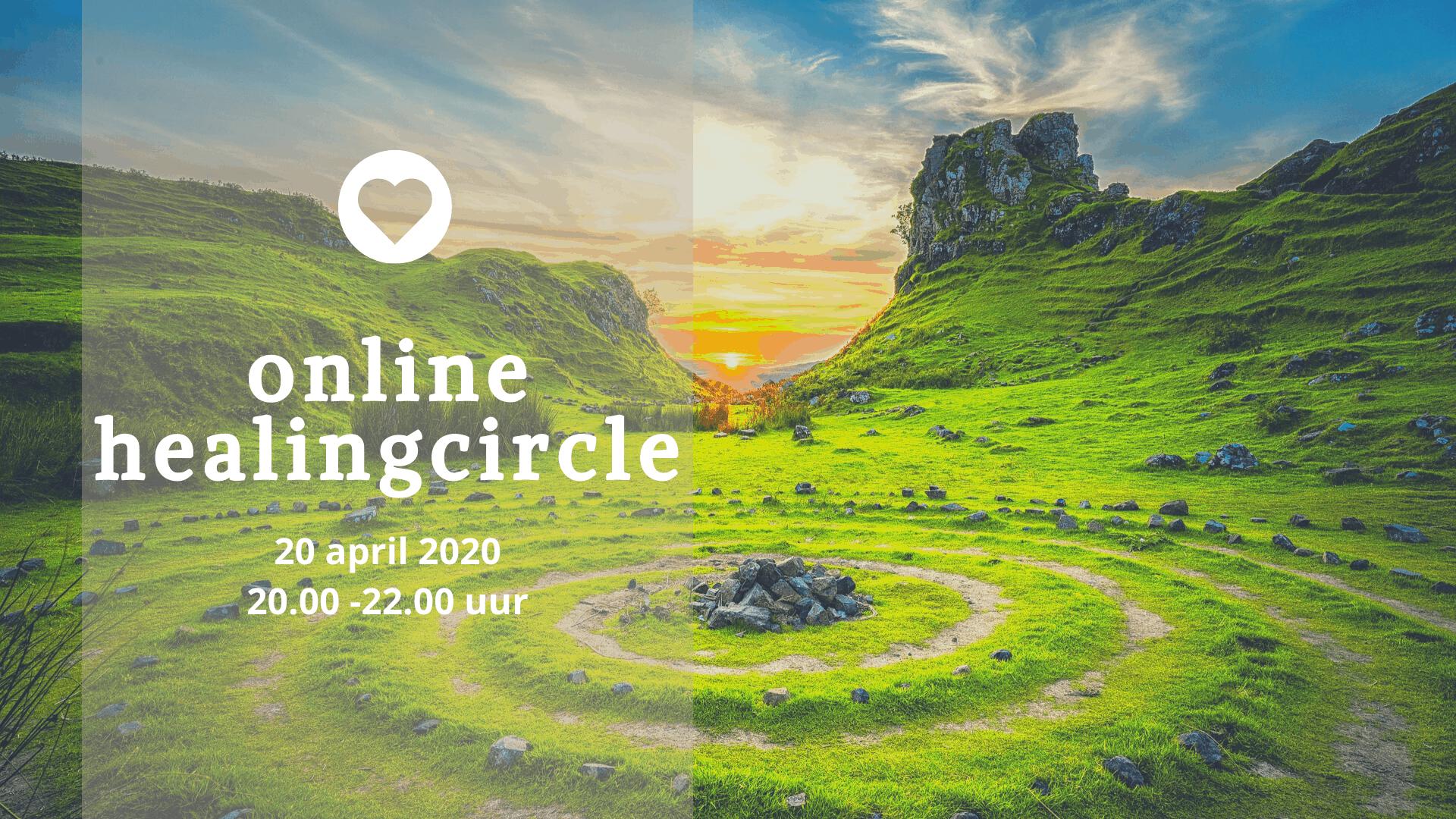 Online healingcircle